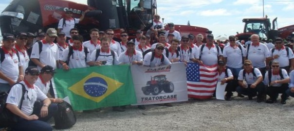 Farm Progress Show atrai visitantes de 60 países