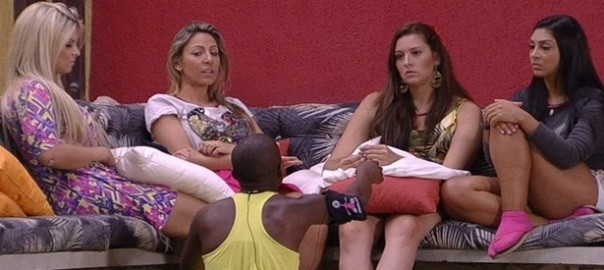 BBB15 Ao vivo - Confira ao vivo o programa desse domingo do Big Brother Brasil